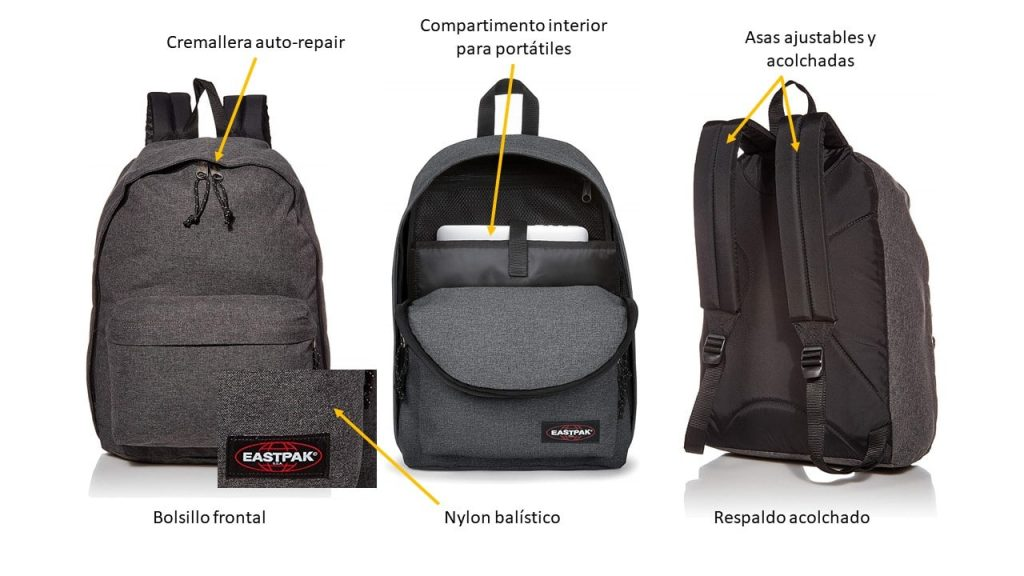Mochila-ispac-Out-Of-Office-Características-técnicas